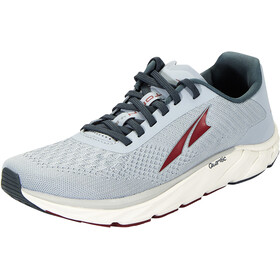 Altra Torin 4.5 Plush Zapatillas Running Hombre, light gray/red